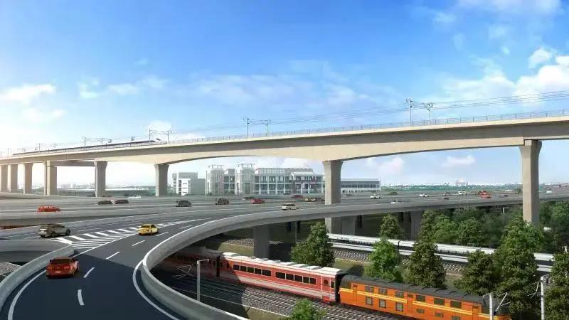 【优行·资讯】上海铁路机场联络线新进展!未来虹桥到浦东机场仅需40分钟!