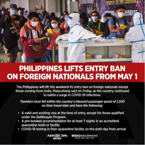 【优行·国旅】好消息!5月起各国最新入境政策汇总!